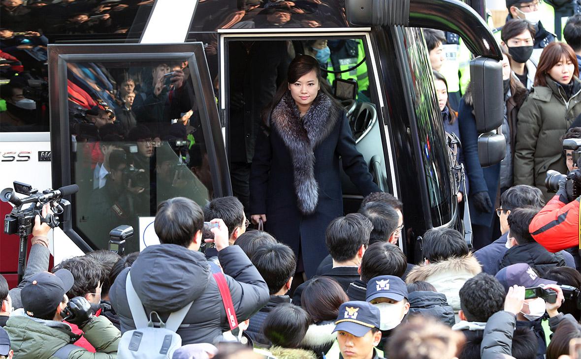 Делегация из КНДР впервые за последние четыре года прибыла в Южную Корею