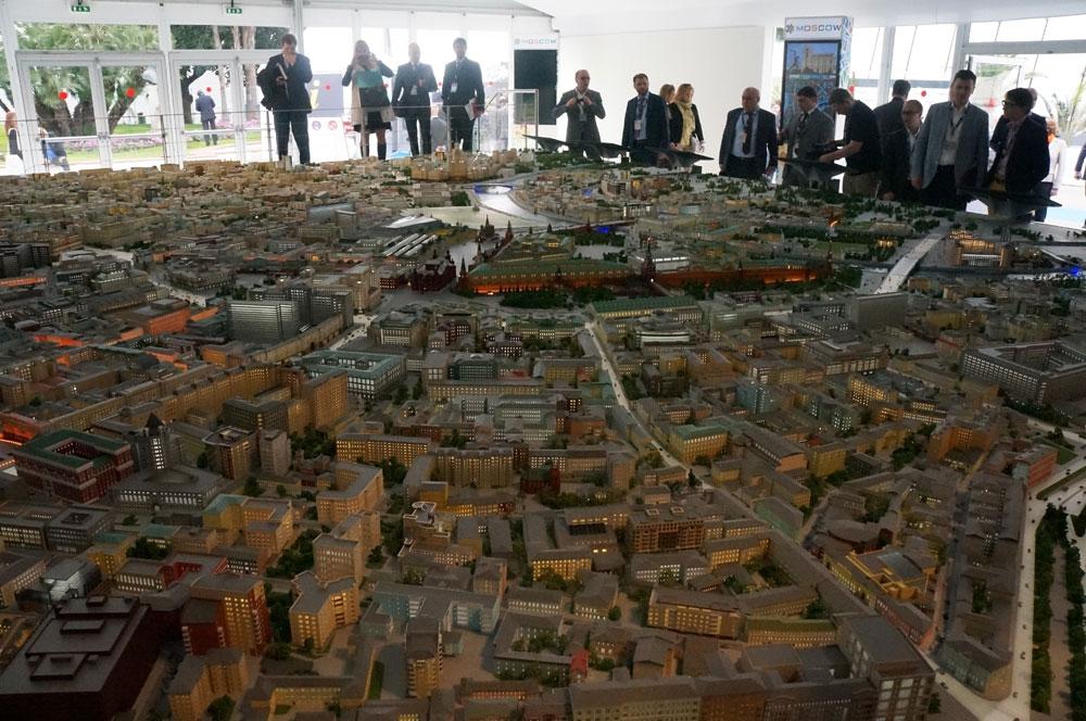 Новый архитектурный проект российской столицы займет 945 кв. м.
