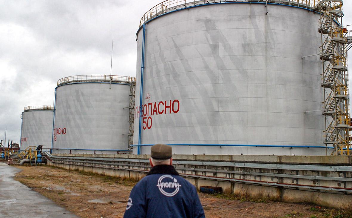 Новополоцкий нефтеперерабатывающий завод «Нафтан»
