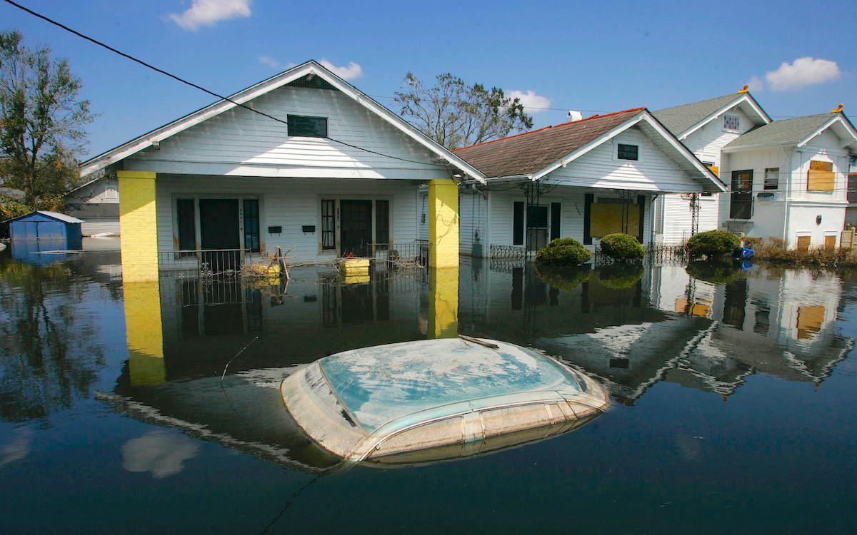 Последствия урагана «Катрина», 6 сентября 2005 года