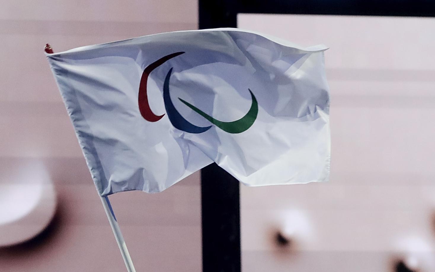 Флаг Международного паралимпийского комитета