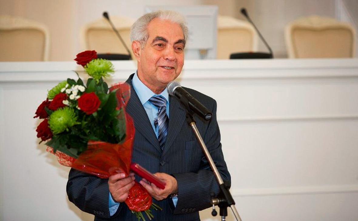 Борис Гершт