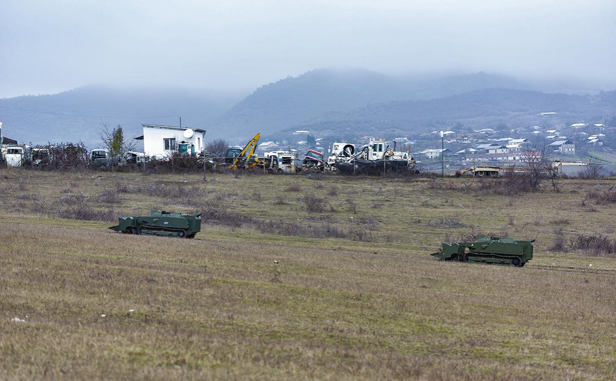 МИД отверг утверждение о передаче Баку районов Карабаха за просто так