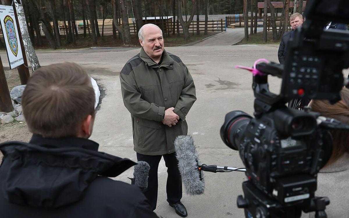 Лукашенко раскрыл подробности плана о «перевороте и покушении» :: Политика  :: РБК