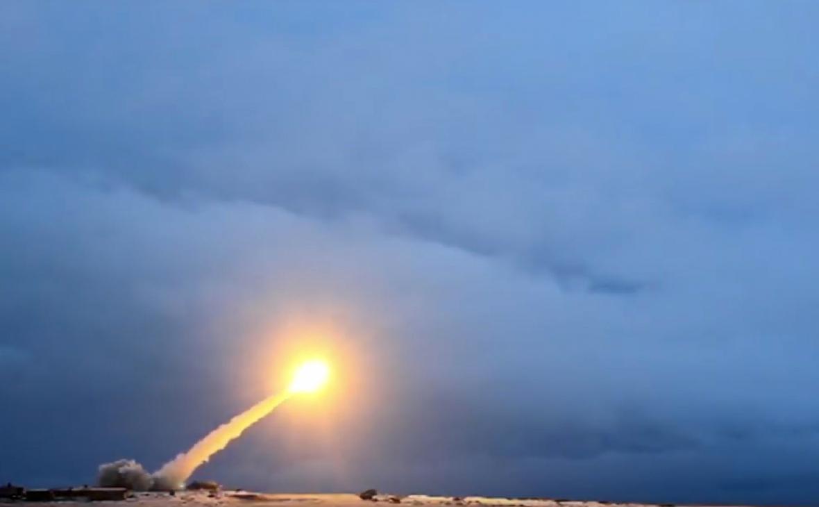 Испытания крылатой ракеты «Буревестник», 2018 год