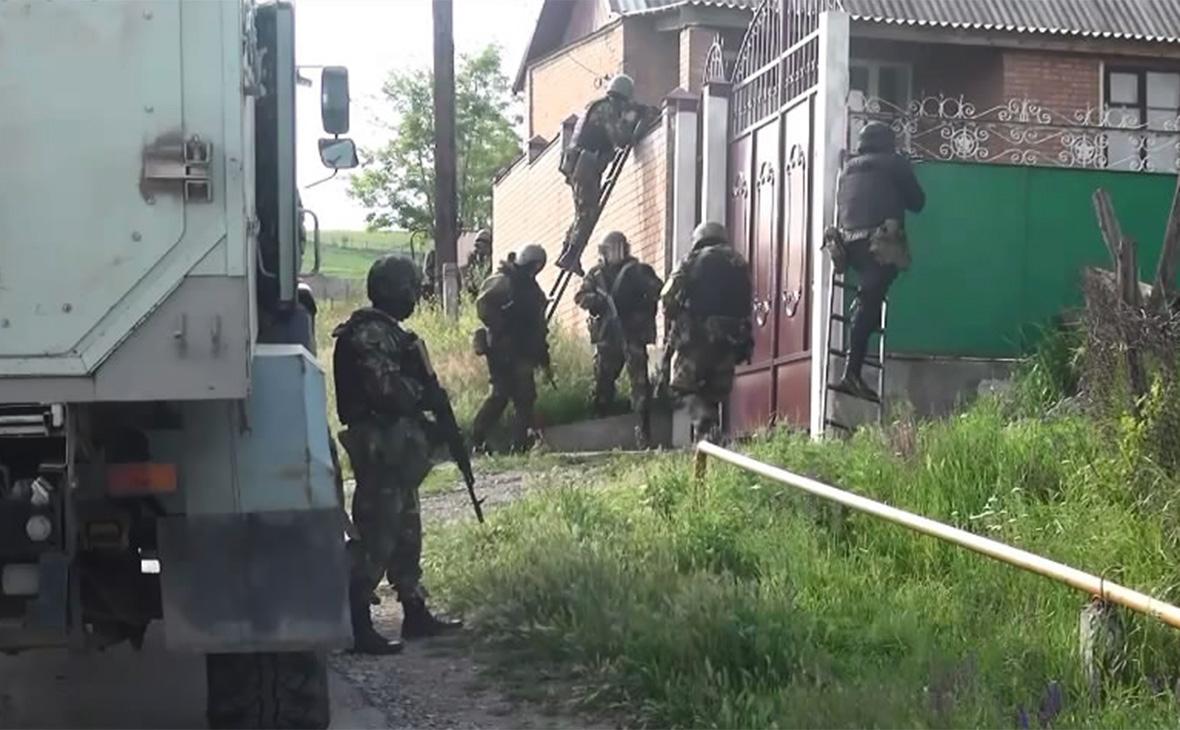 Операция НАК в Республике Ингушетия. Архив