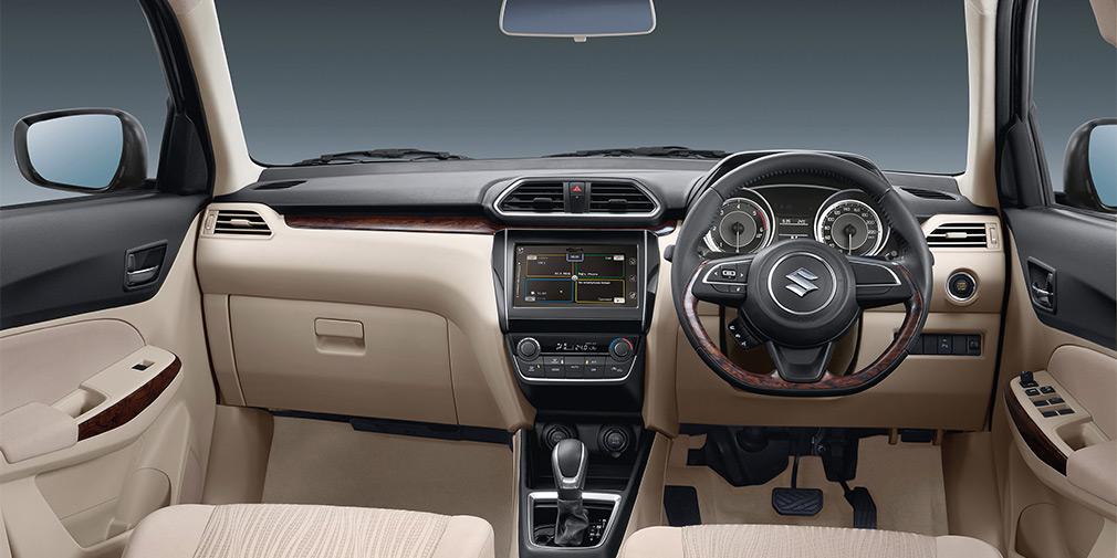 Maruti Suzuki Swift  В Индии седан Dzire и хэтчбек Swift— полностью идентичны в плане техники. Главное отличие— в количестве дверей. Хэтчей в 2019-м было продано символически меньше, чем седанов— 192 тысячи.