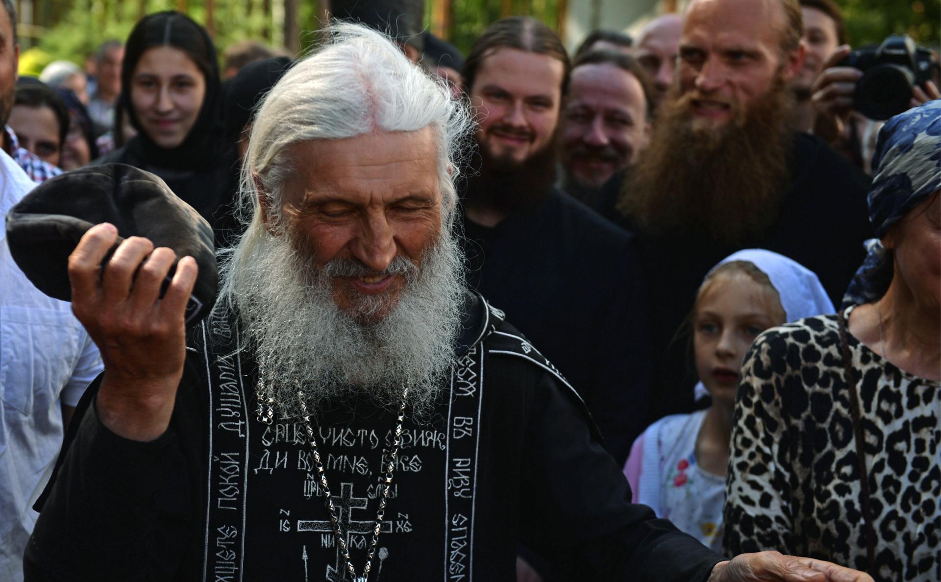 Адвокат назвала причину задержания бывшего схимонаха Сергия