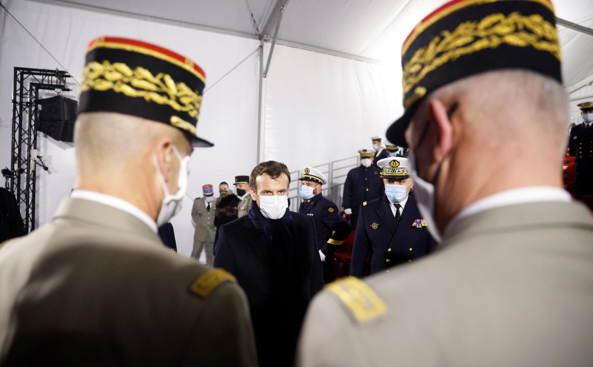 Фото: Stephane Mahe / Pool / Reuters