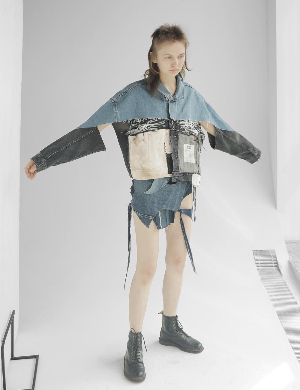 Levi`s Upcycling Project by Kruzhok