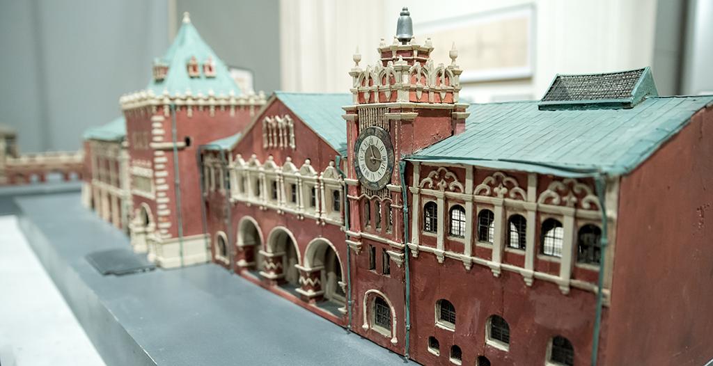 Фото:Государственный музей архитектуры имени А. В. Щусева