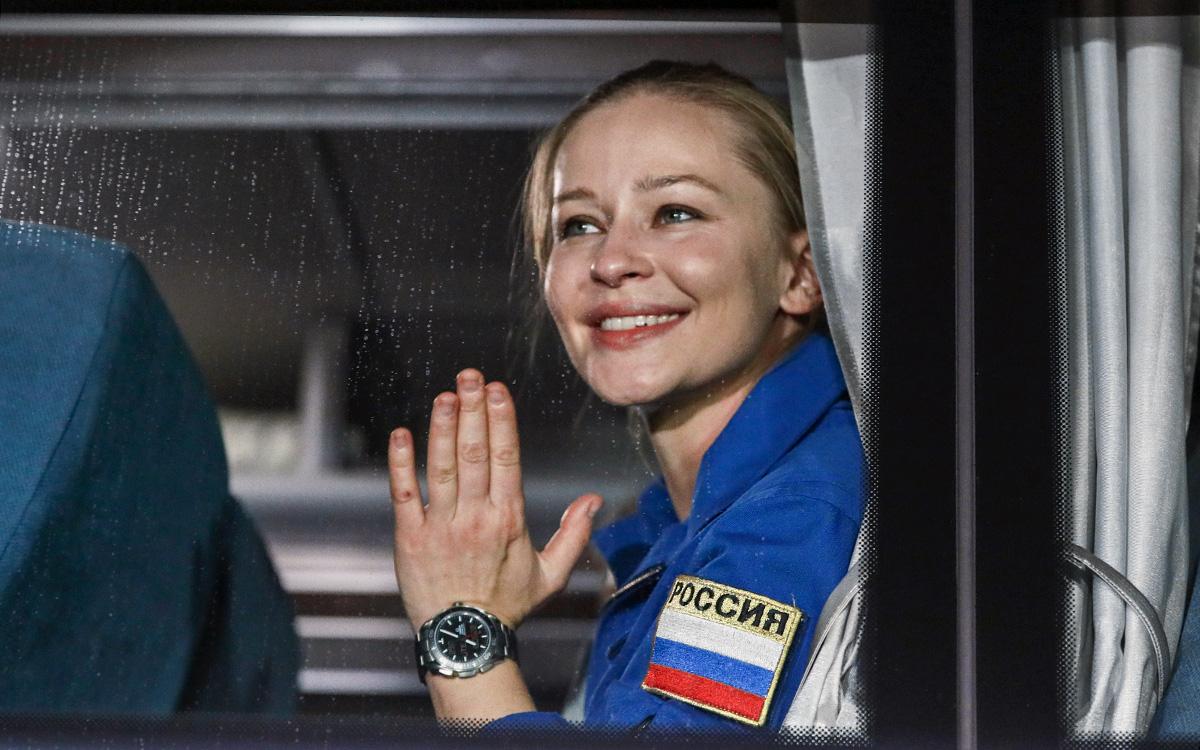 Снимавшие кино на МКС Пересильд, Шипенко и Новицкий прилетели в Москву