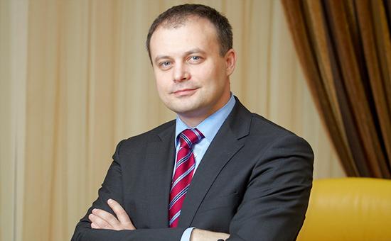 Министр экономики Молдовы Андриан Канду
