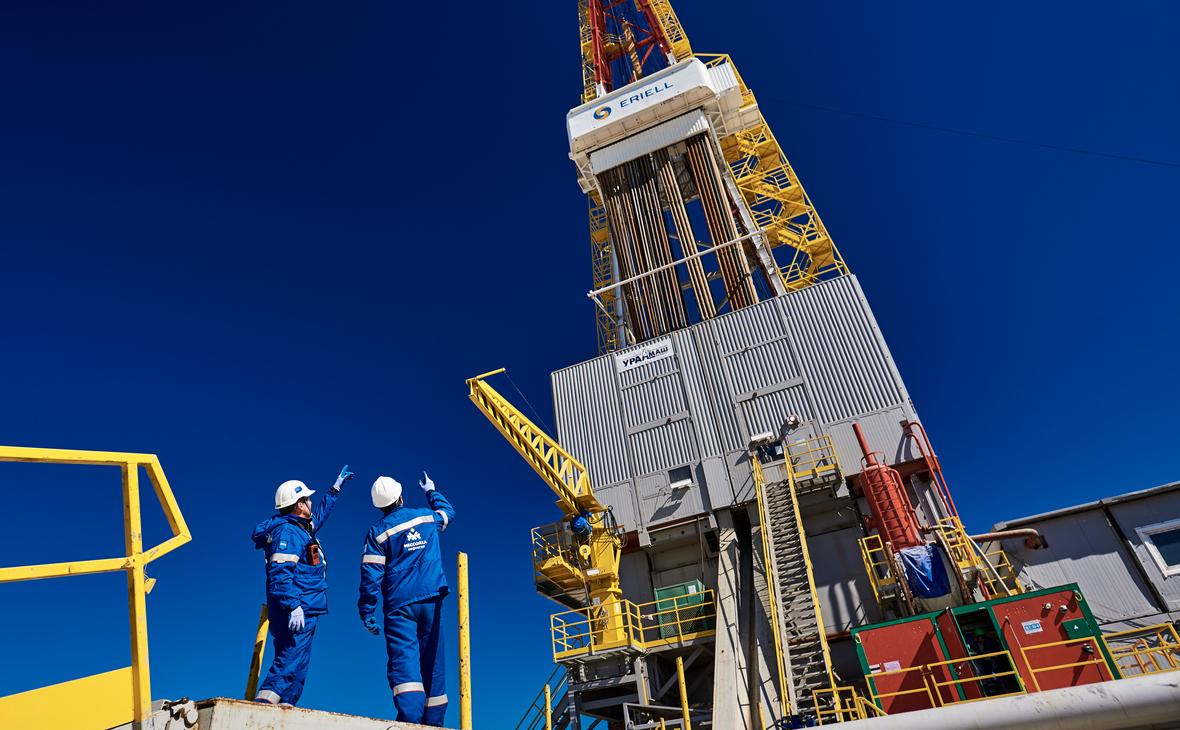 Восточно-Мессояхское месторождение «Газпром нефти» в Ямало-Ненецком автономном округе, Россия