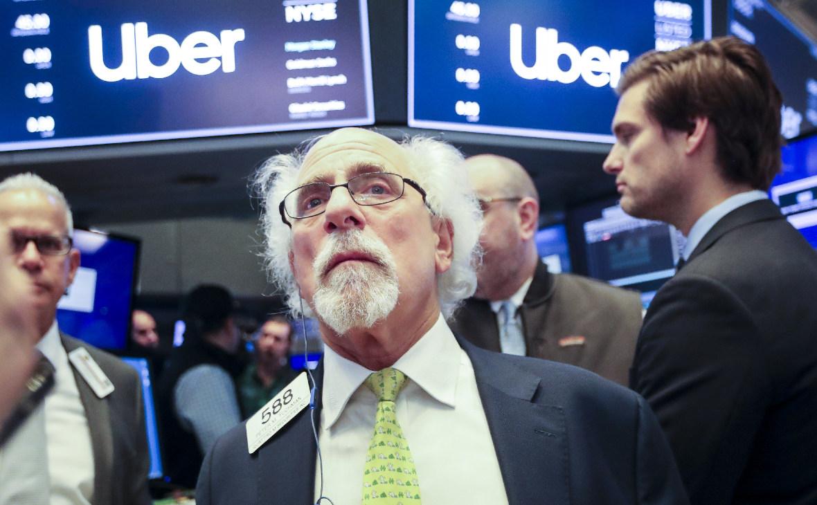 Питер Такмен, самый фотографируемый брокер на Нью-Йоркской фондовой бирже