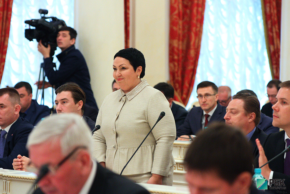 Следствие ищет новые эпизоды в деле лидера эсеров РТ Бильгильдеевой