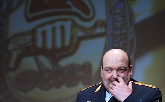 Бывший глава Федеральной службы исполнения наказаний Александр Реймер. Архивное фото