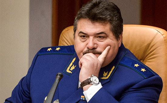 Экс-прокурор Москвы Сергей Куденеев