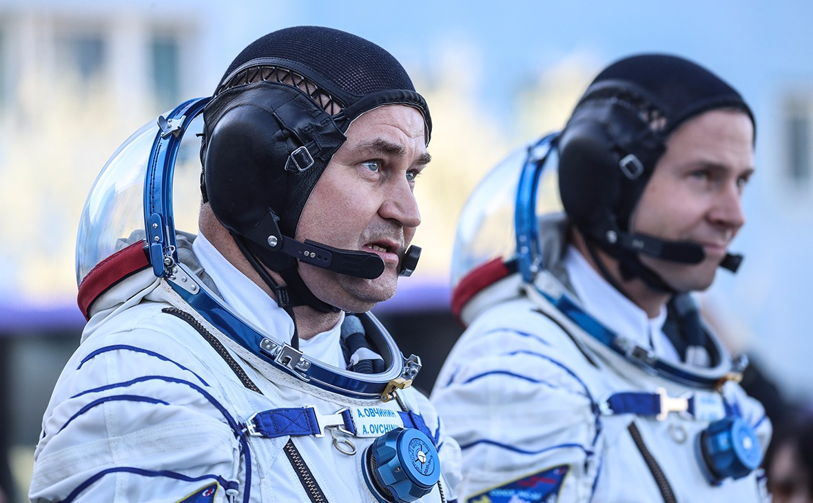 Алексей Овчинин и Ник Хейг(слева направо)
