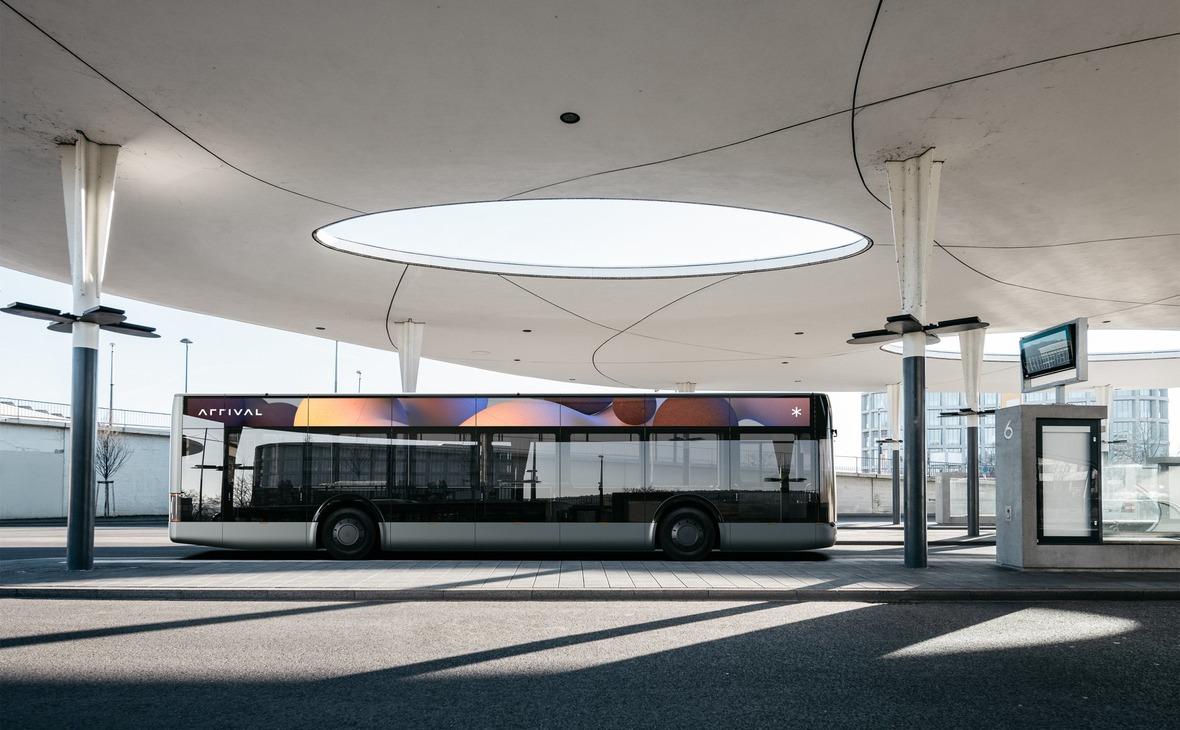 Электрический городской автобус Arrival Bus