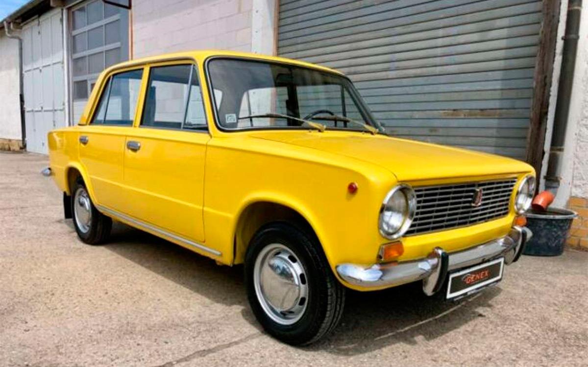 В Германии выставили на продажу 42-летнюю «Копейка» за € 16 000 :: Autonews