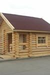 Фото: Исследование: Деревянные дома составляют почти 40% от объема возводимого в России жилья