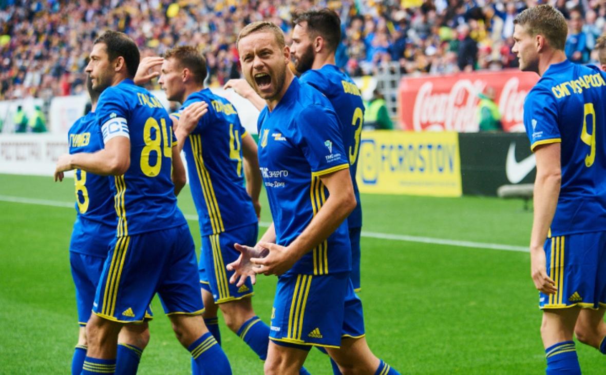 «Ростов» прибавил: трансферная стоимость желто-синих выросла на €3,5 млн