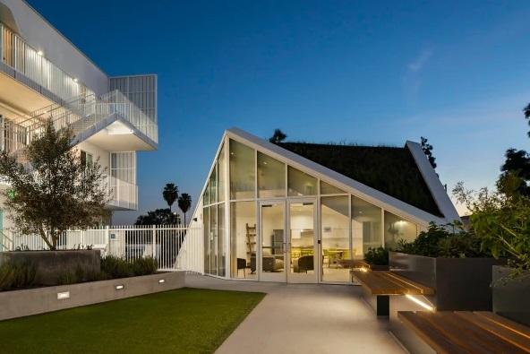 Фото:Lorcan O'Herlihy Architects