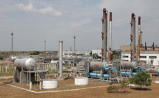 Глебовское газовое подземное хранилище