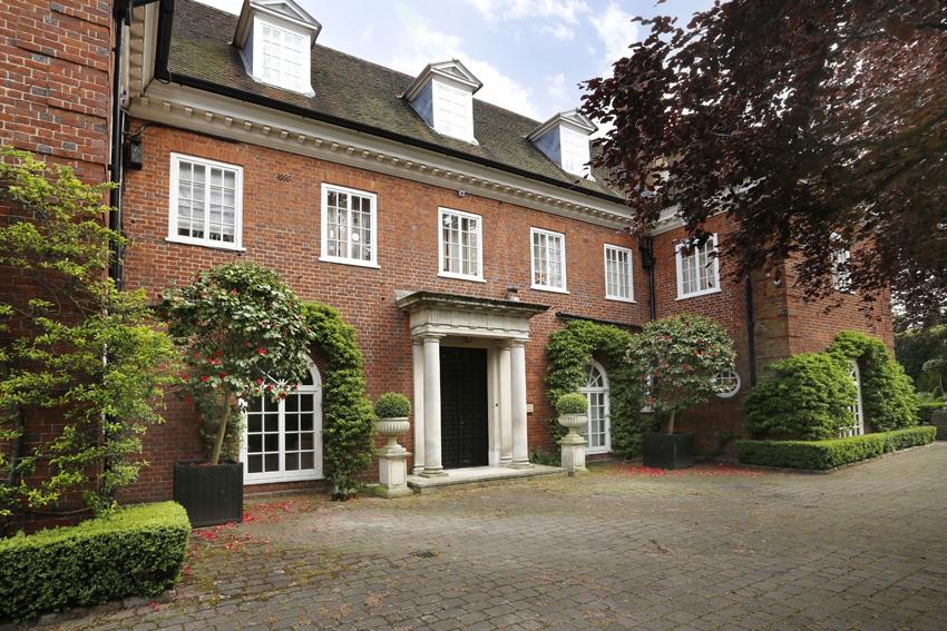 Особняк Soames House, Coombe Hill, рядом с Уимблдоном, графство Surrey
