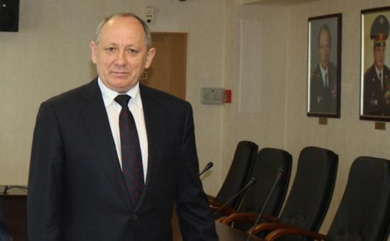 Бывший начальник УВД по Западному административному округу (ЗАО) Москвы Владимир Рожков