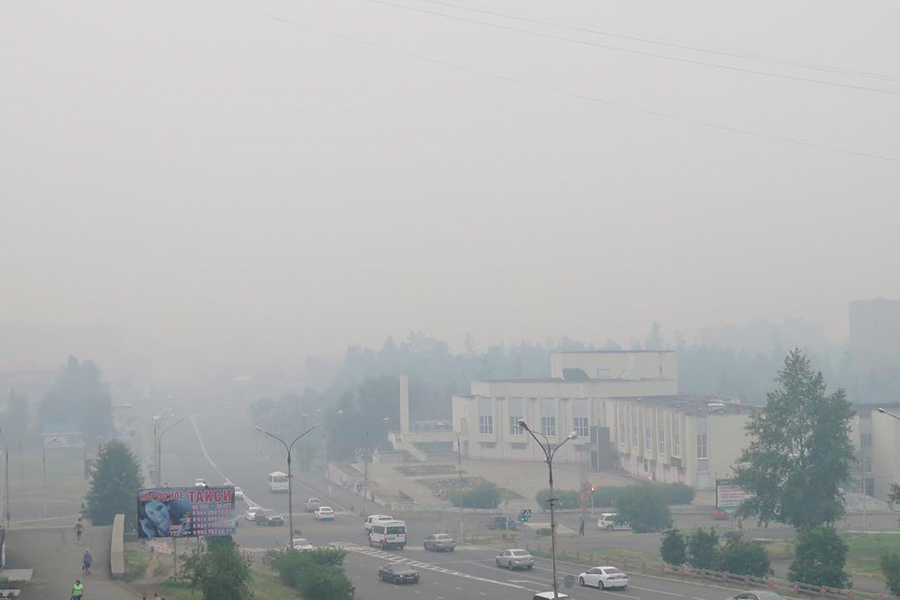 Усть-Илимск, Иркутская область