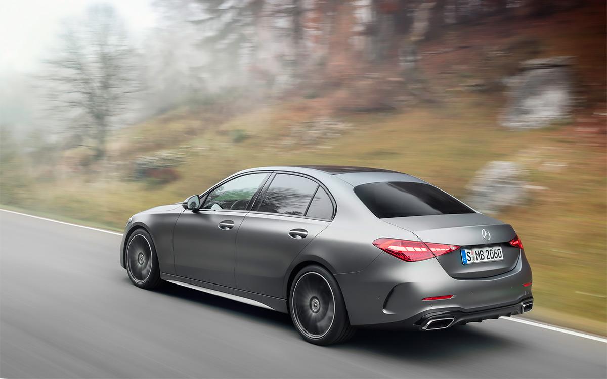 <p>Mercedes-Benz C-Class 2021</p>