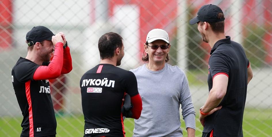 Фото:официальный сайт «Спартака»