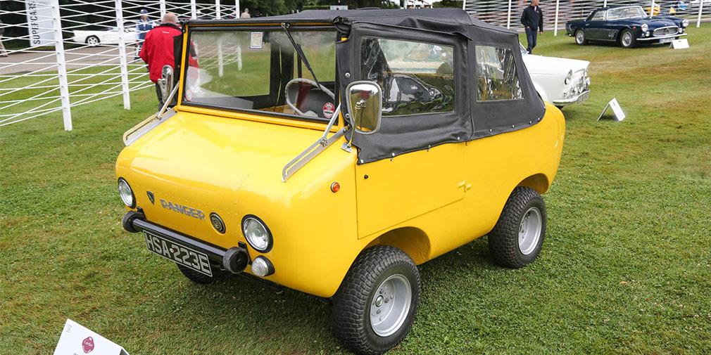 1966 Ferves Ranger