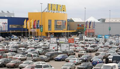 Ikea начнет строить самостоятельные магазины городская