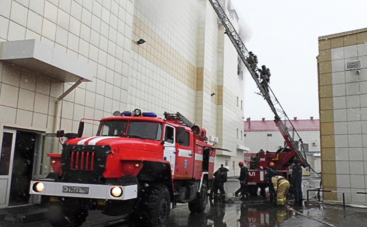 Фото: Пресс-служба ГУ МЧС России по Кемеровской области / ТАСС