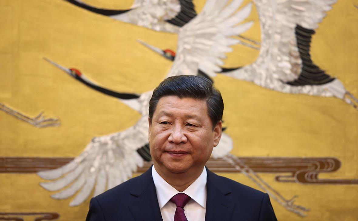 Си Цзиньпин назвал мировой катастрофой конфронтацию между США и КНР ::  Политика :: РБК