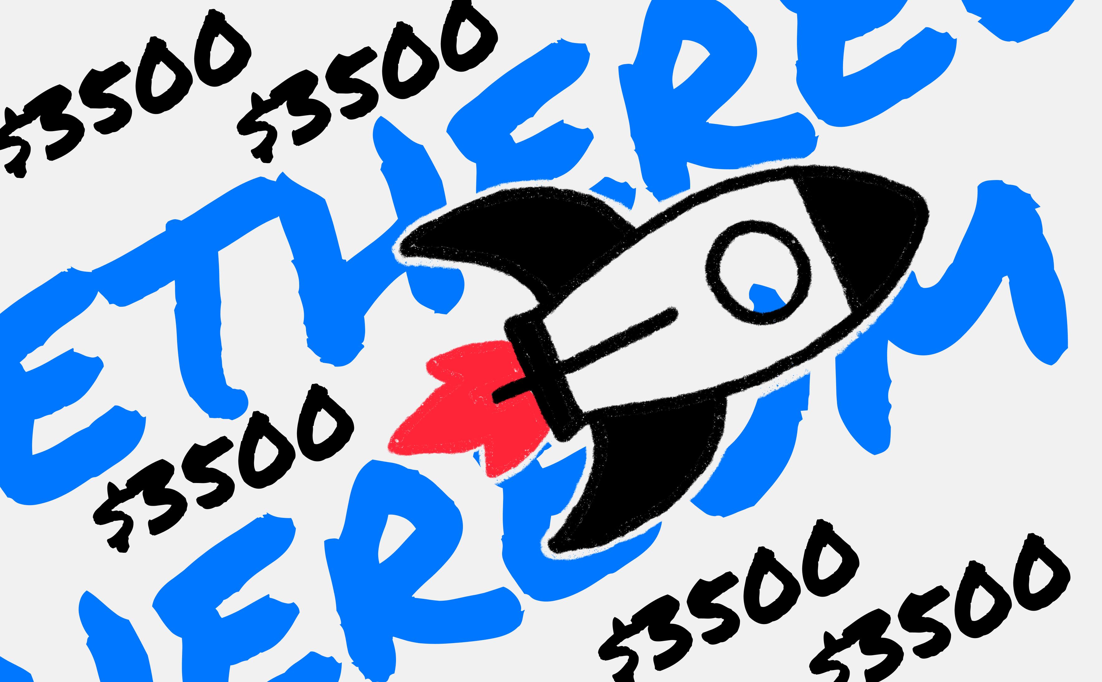 Курс Ethereum превысил $3,5 тыс. впервые с середины мая :: РБК.Крипто
