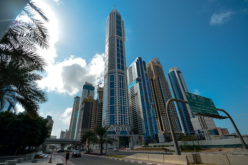 № 23. 23-Marina   Высота: 392,4 м, 88 этажей Место: Дубай, ОАЭ Назначение: жилье Архитектура: Hafeez Contractor + KEO International Consultants Дата строительства: 2012 год