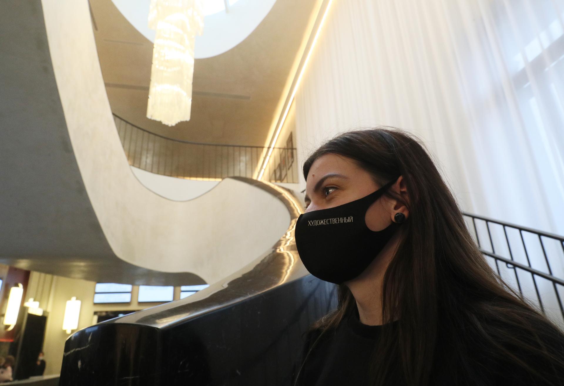 Заполняемость залов в кинотеатрах не должна превышать 25%, ношение маски— обязательно