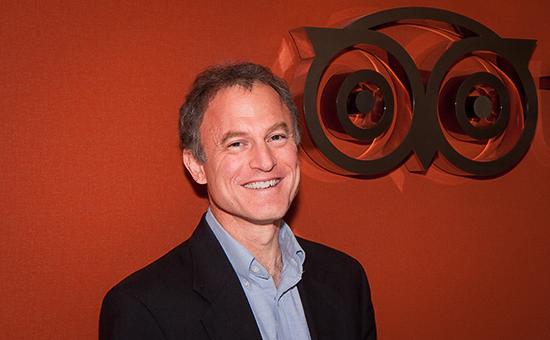 Стивен Кауфер, президент и исполнительный директор компании TripAdvisor Inc.
