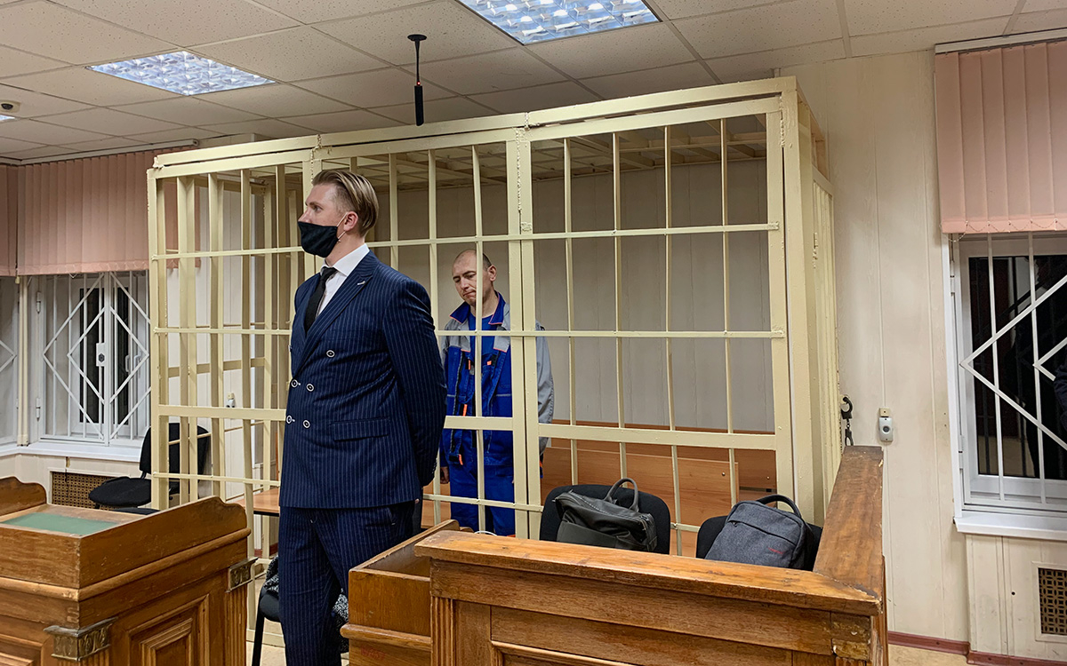 Фото:пресс-служба Пресненского суда г. Москвы