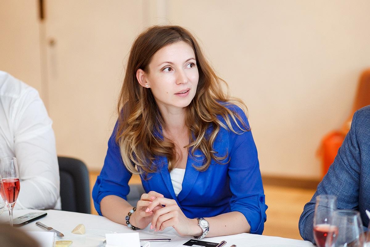 Фото:Бока Су. На фото: Оксана Сухицкая, ООО «Лайка Интеллект»