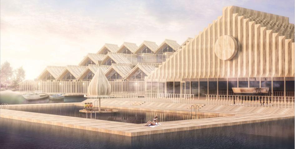 Зеленый остров по проекту консорциума под руководством Citymakers
