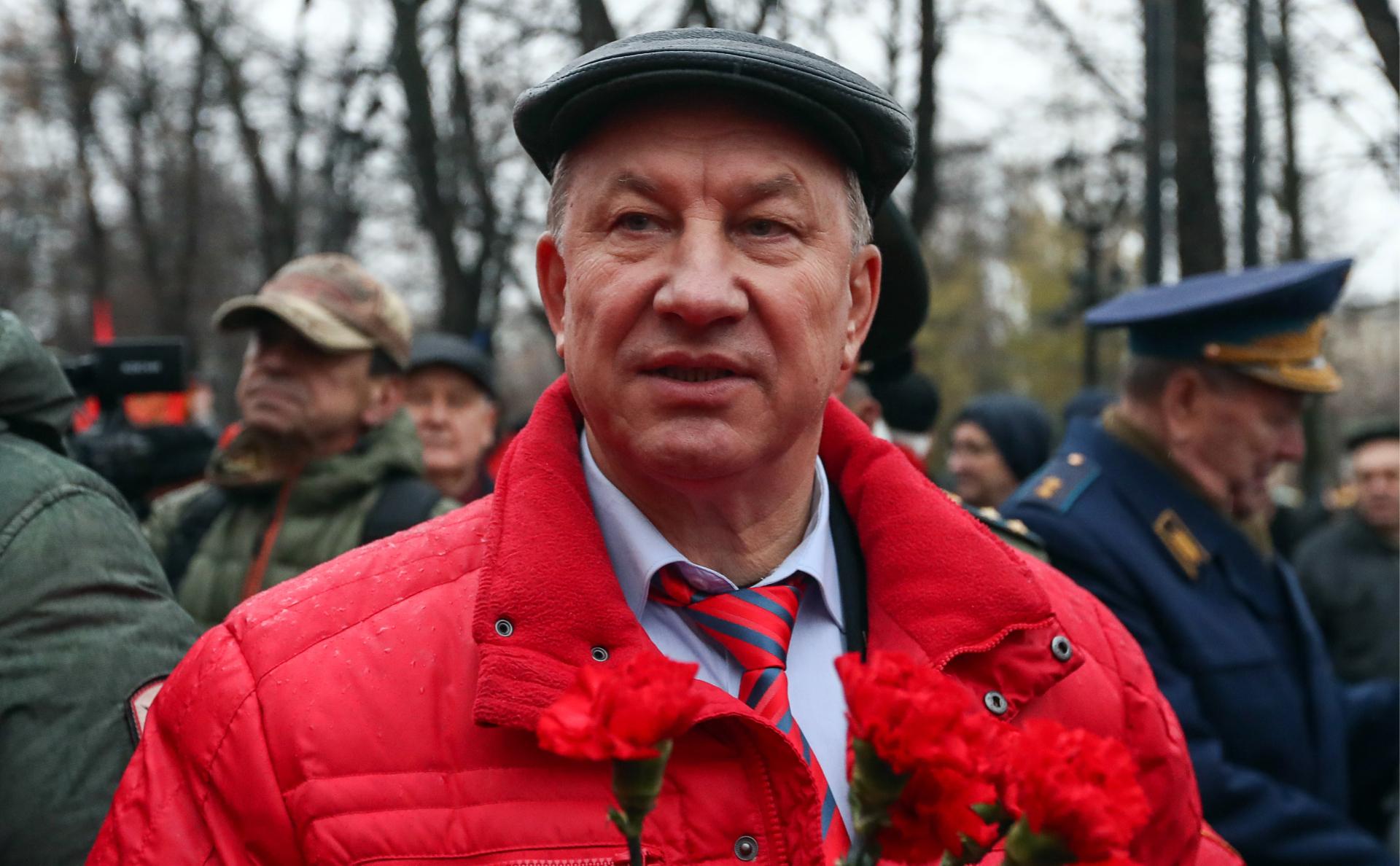 Рашкин и Левченко не вошли в новый президиум ЦК КПРФ