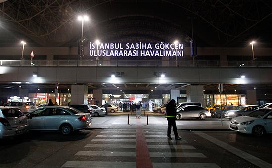 Аэропорт имени Сабихи Гёкчен в Стамбуле. 2014 год