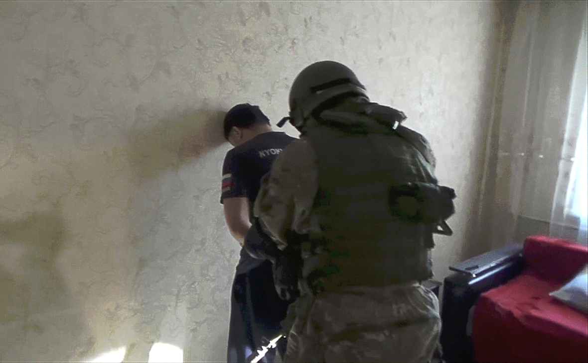 Фото: ЦОС ФСБ РФ / ТАСС