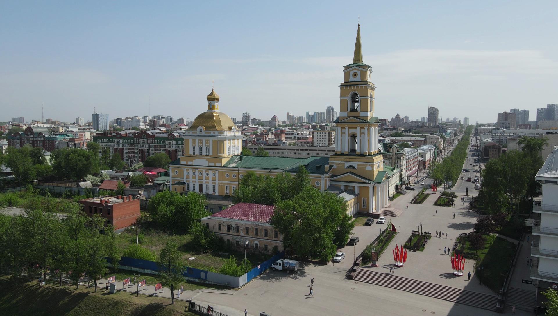 Набережную в Перми могут продлить до Мотовилихинских заводов