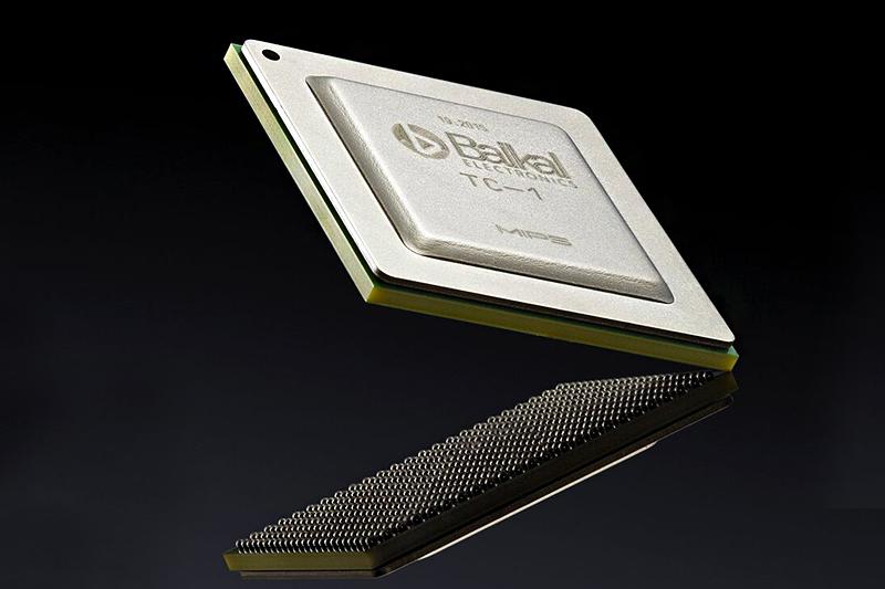 Первый российский процессор Baikal-T1